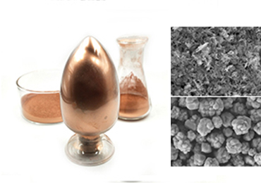 Nano copper powder - China Yosoar