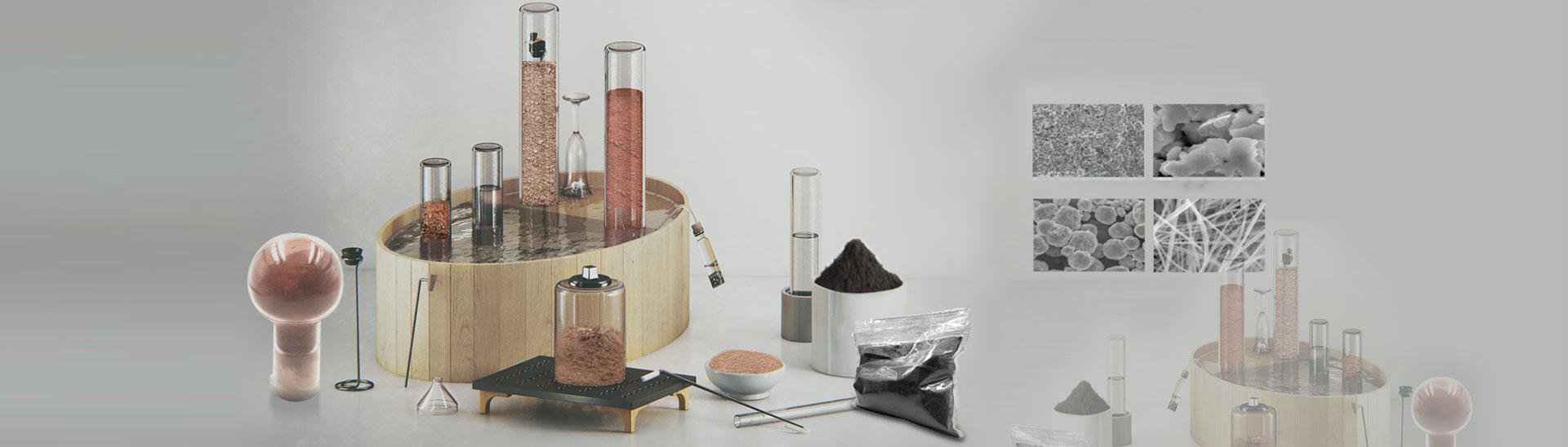 Copper powder manufacturer